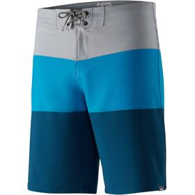 NRS Benny Board Shorts Men Gray/Blue